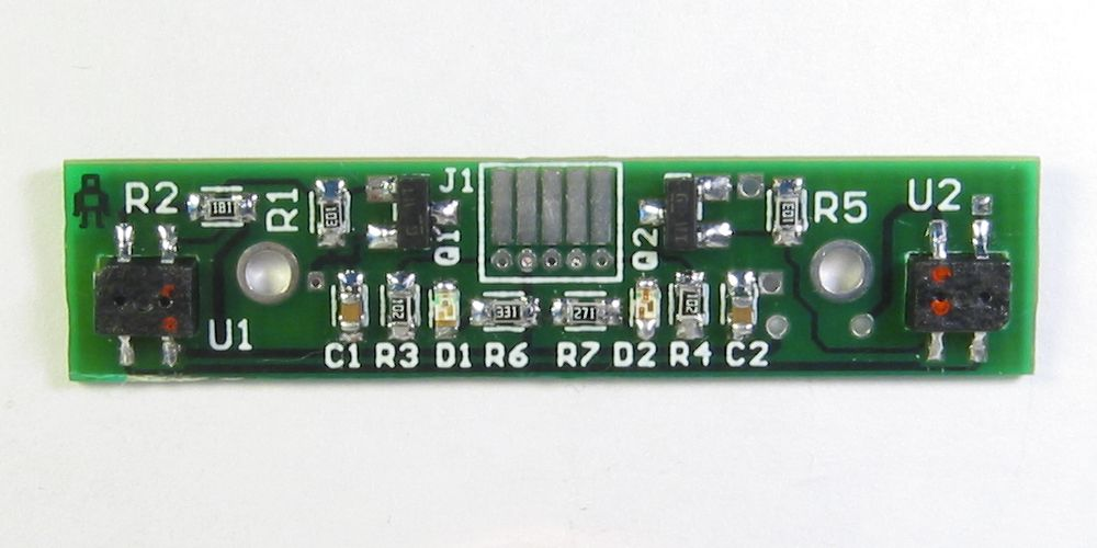 BittyBot Products -- Micro Line Sensor